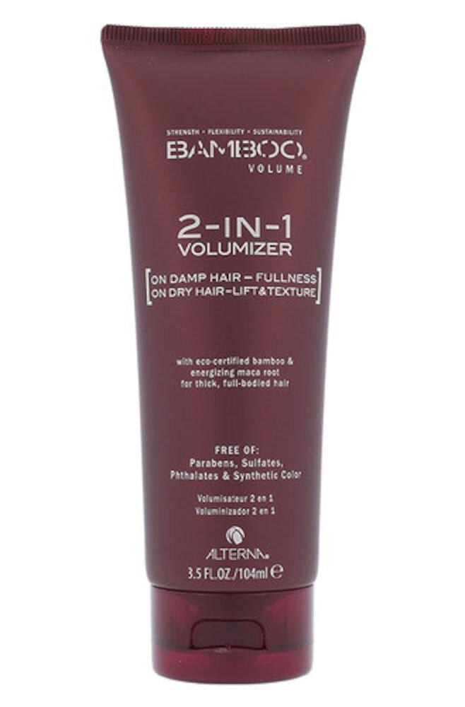 Balsam de par Bamboo Volume 2-in-1, pentru volum, 104 ml