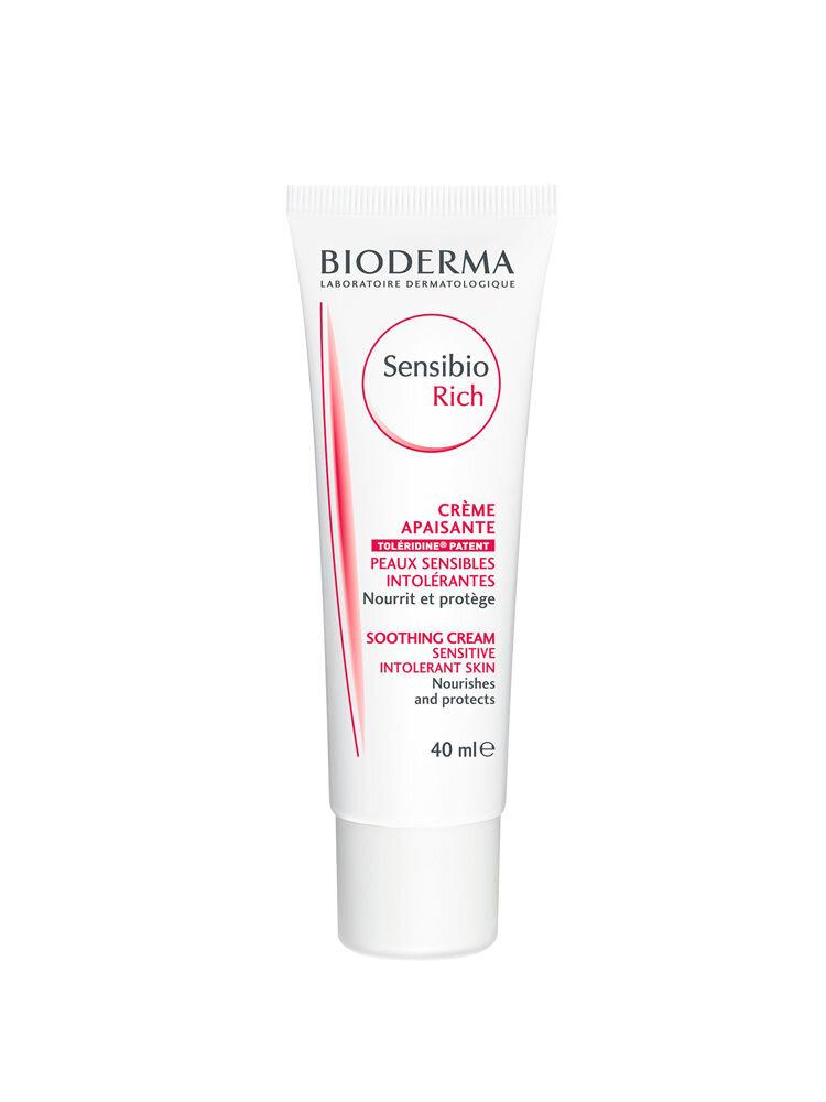 Crema hidratanta Sensibio Rich pentru pielea uscata sau intoleranta, 40 ml