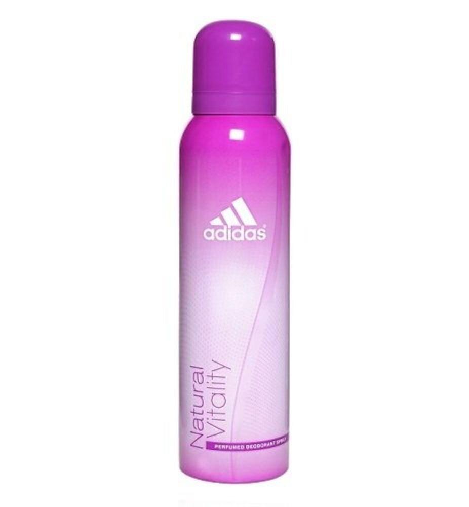 Deodorant spray Adidas Natural Vitality, 75 ml, Pentru Femei