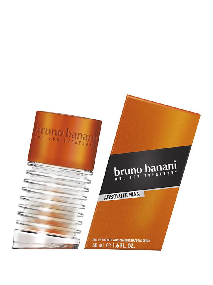 Apa de toaleta Bruno Bannani Absolute Man, 50 ml, Pentru Barbati