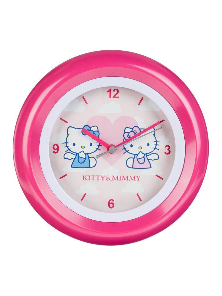 Ceas De Perete Hello Kitty Kanoya Hk28-5