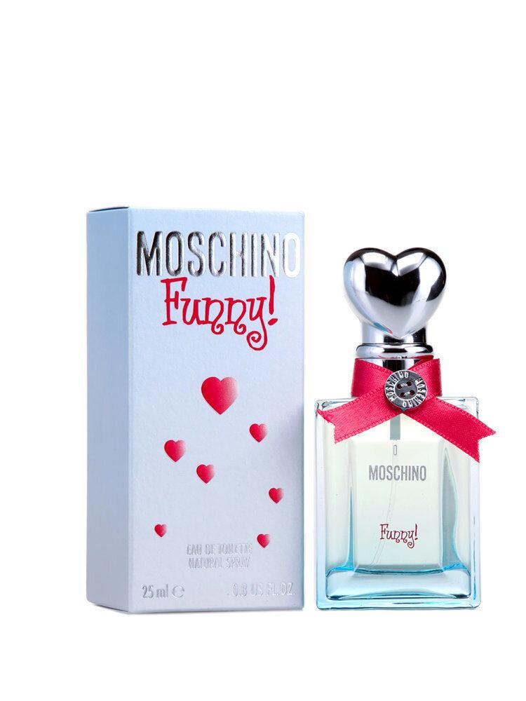 Apa de toaleta Moschino Funny, 25 ml, Pentru Femei