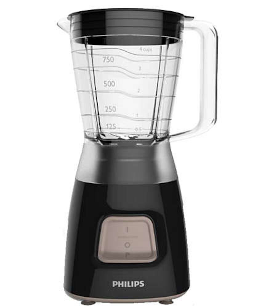 Imagine indisponibila pentru Blender Philips Daily Collection HR2052/90, 350 W, 1.25 l, Pulse, Negru