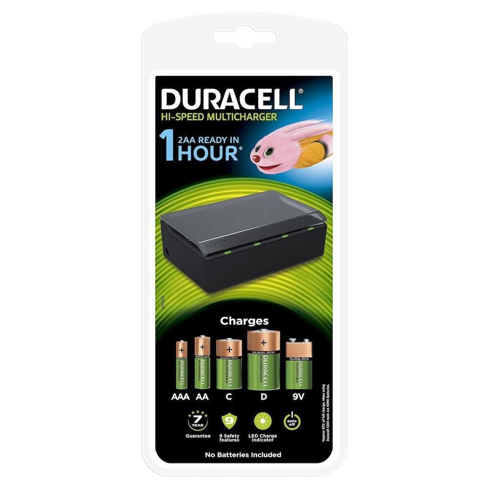 Imagine indisponibila pentru Incarcator Duracell universal CEF22