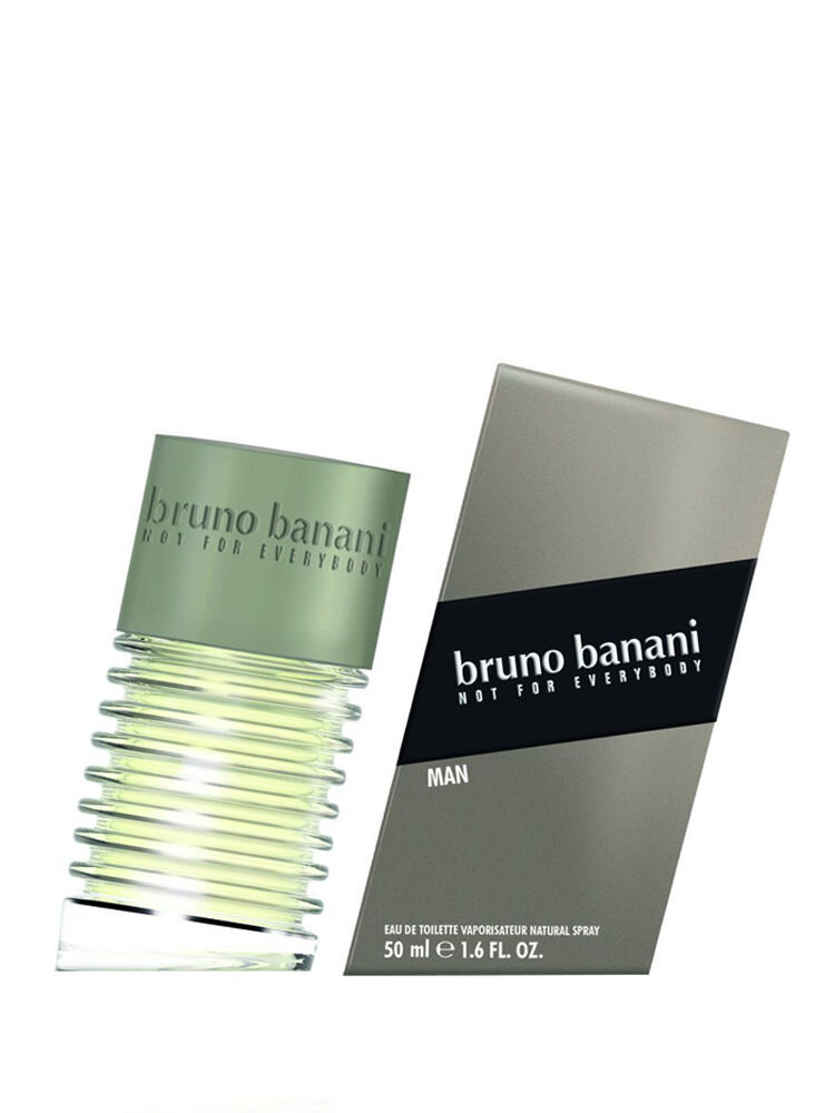 Apa de toaleta Bruno Bannani Man, 50 ml, Pentru Barbati