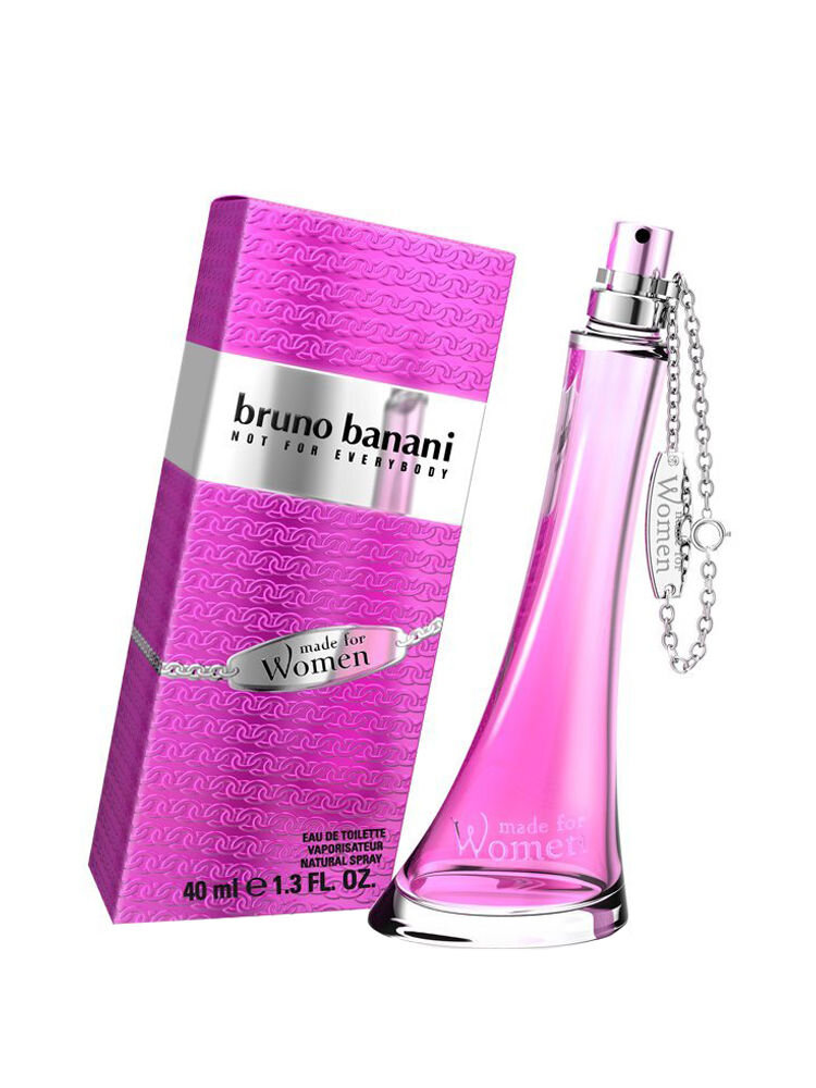 Apa de toaleta Bruno Bannani Made for Women, 40 ml, Pentru Femei