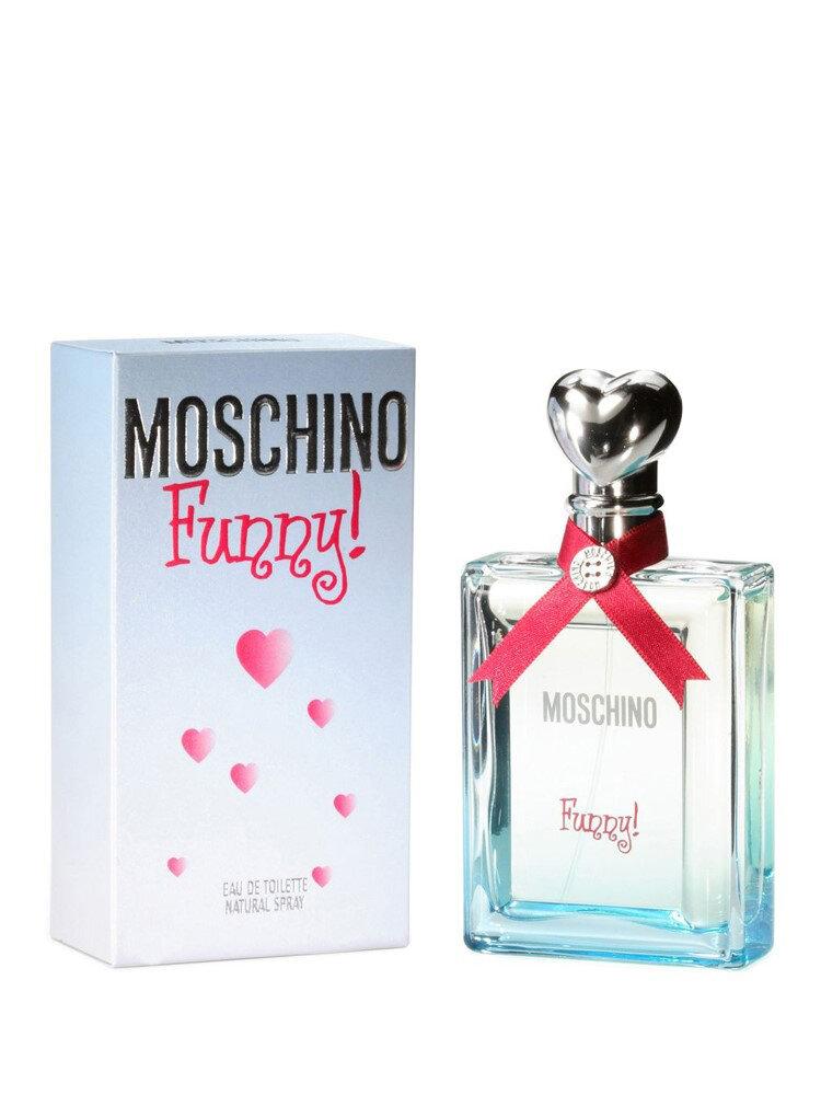 Apa de toaleta Moschino Funny, 50 ml, Pentru Femei