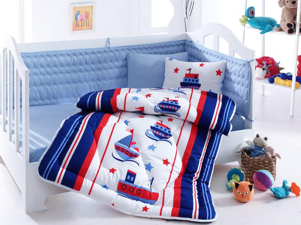 Lenjerie de pat pentru copii Cotton Box material: 100% bumbac 129CTN5003 120 x 150 cm