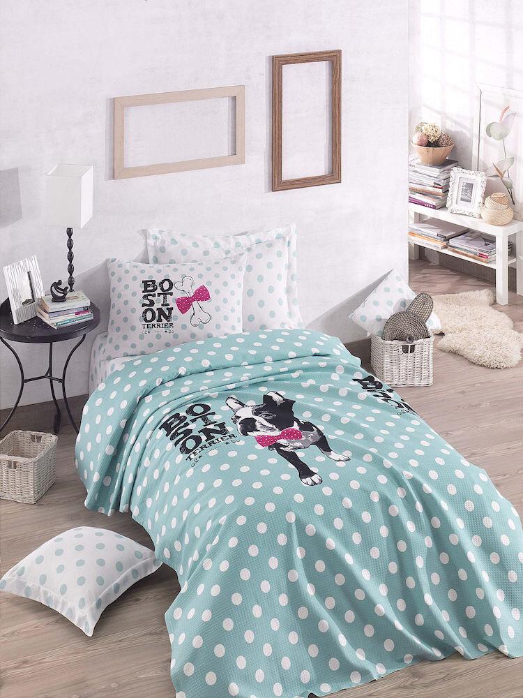 Imagine Lenjerie de pat, Eponj Home, material: 100% bumbac, 143EPJ5720