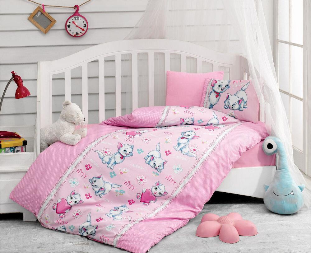 Lenjerie de pat pentru copii Cotton Box material: 100% bumbac 129CTN2094 120 x 150 cm