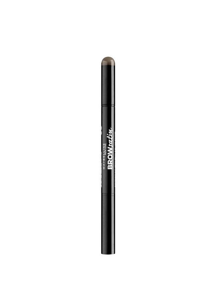 Creion Mecanic De Sprancene Brow Satin Duo -04 Dark Brown, 2 g