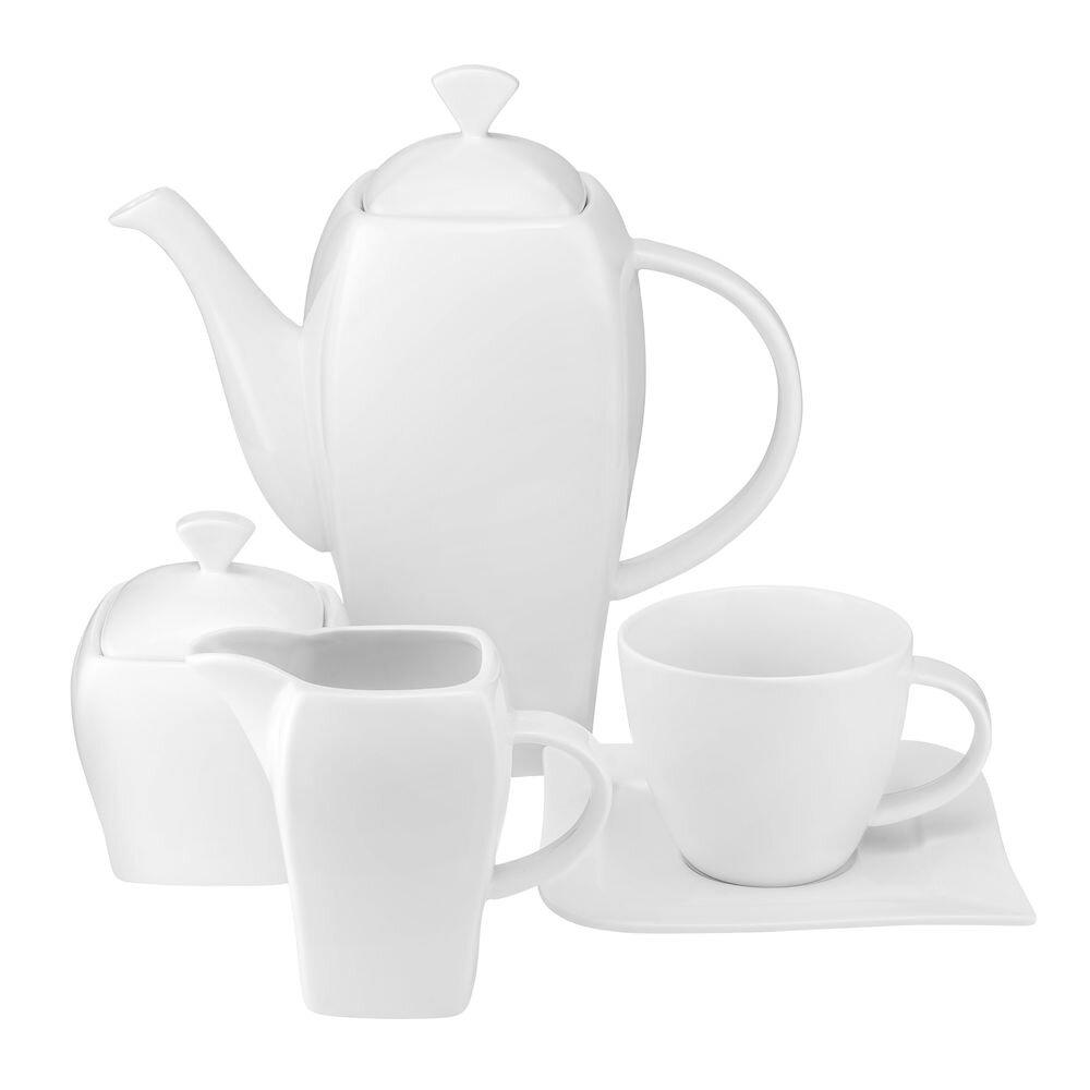 Imagine indisponibila pentru Serviciu cafea Ambition, 61160, 17 piese, alb