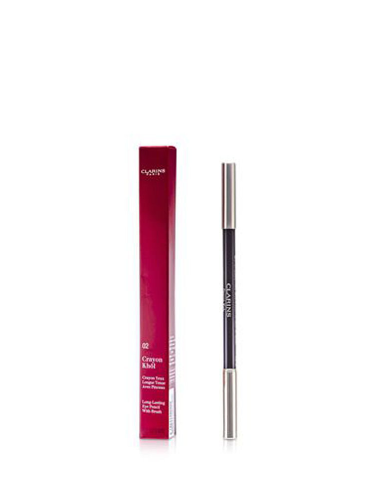 Creion de ochi Long Lasting, 02 Intense Brown, 1.05 g