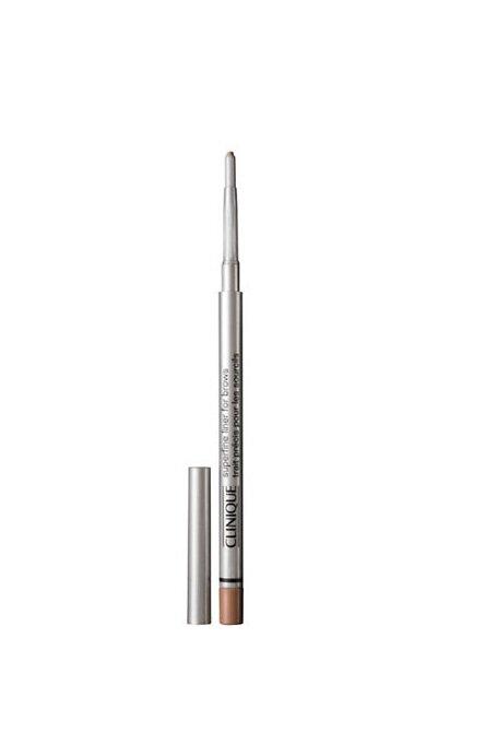 Creion de ochi pentru linii fine, 02 Soft Brown, 3 g