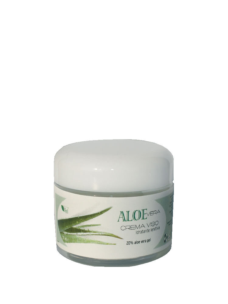 Crema hidratanta de fata cu 20% gel de Aloe Vera, 50 ml