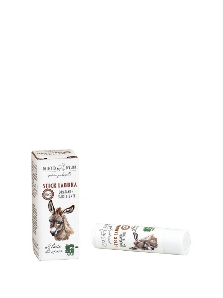 Lip Stick hidratant si reparator BIO cu lapte de magarita, 57 ml
