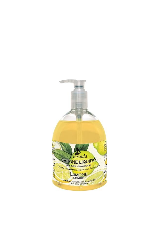 Sapun lichid vegetal hidratant cu ulei din arbore de ceai si ulei de neem, 300 ml