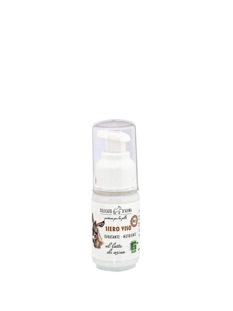 Serum facial Bio hidratant si regenerant cu lapte de magarita, 30 ml