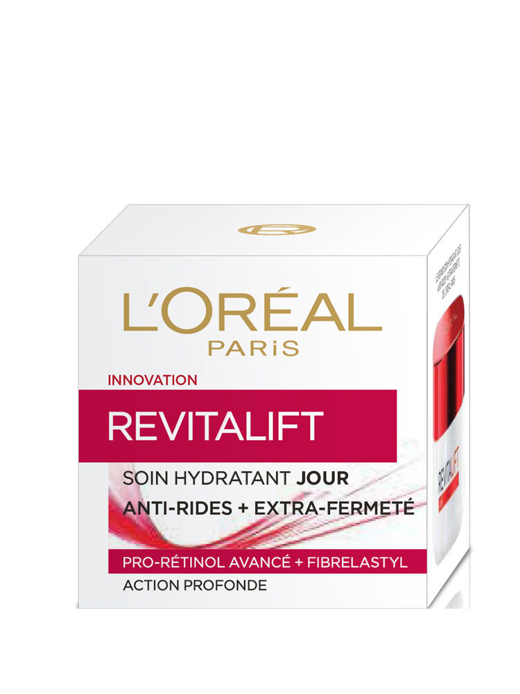 Crema antirid pentru fata L'Oreal Paris Revitalift de zi, 50 ml
