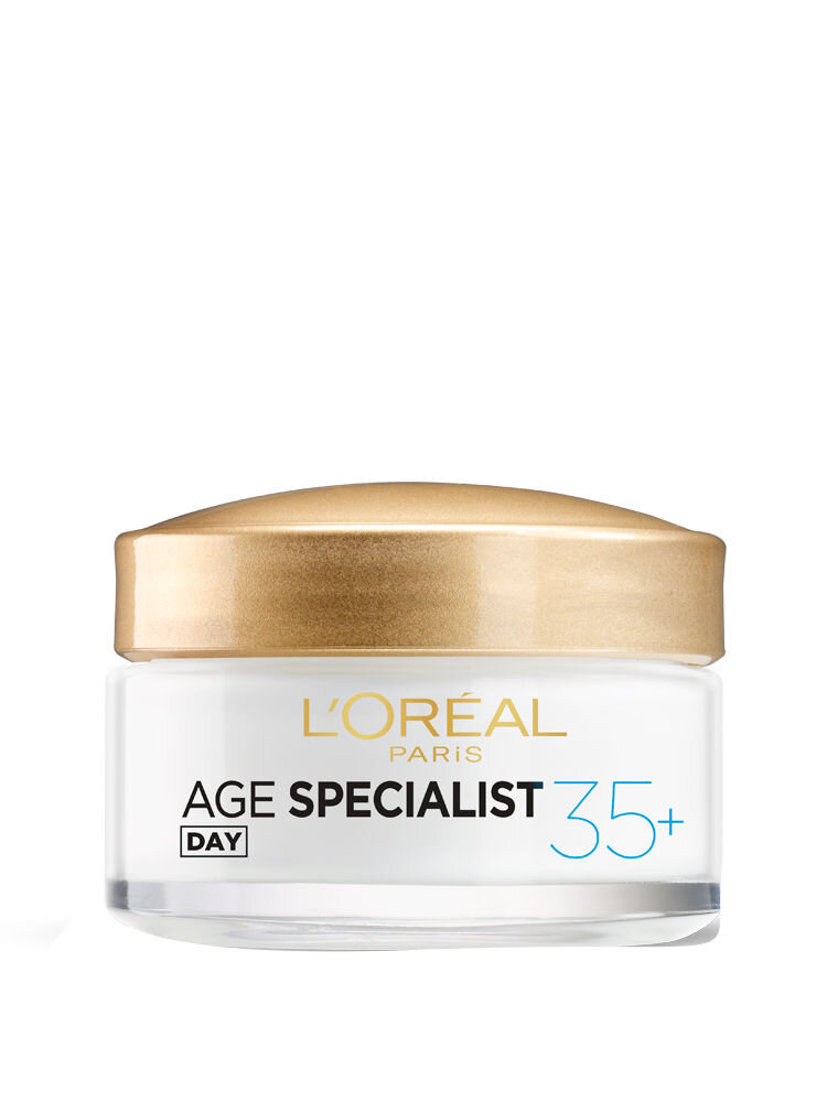 Crema antirid pentru fata L'Oréal Paris Age Specialist 35+ de zi, 50 ml