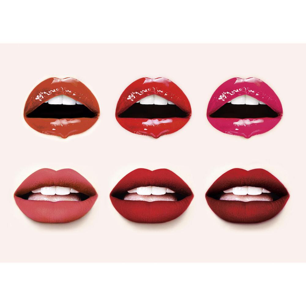 Ruj lichid L'Oreal Paris Infaillile Lip Paint 105 Red Fiction, 8 ml