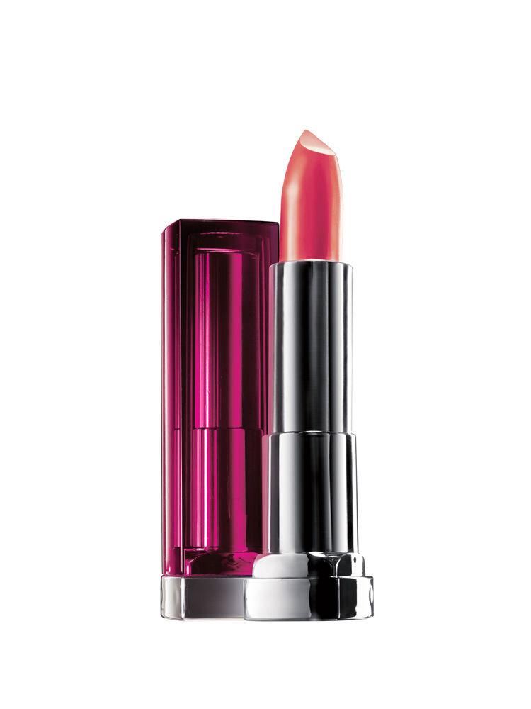 Ruj satinat Maybelline New York Color Sensational The Blushed Nudes 137 Sunset Blush, 5.7 g