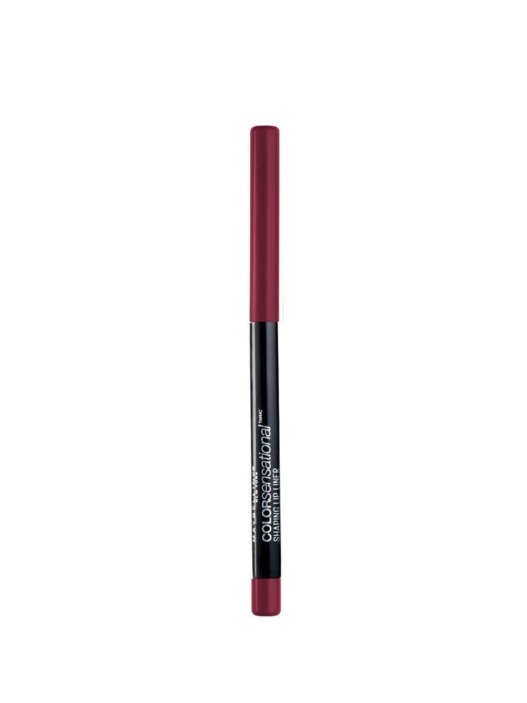 Creion de buze Maybelline New York Color Sensational Shaping Lip Liner 110 Rich Wine, 6 g
