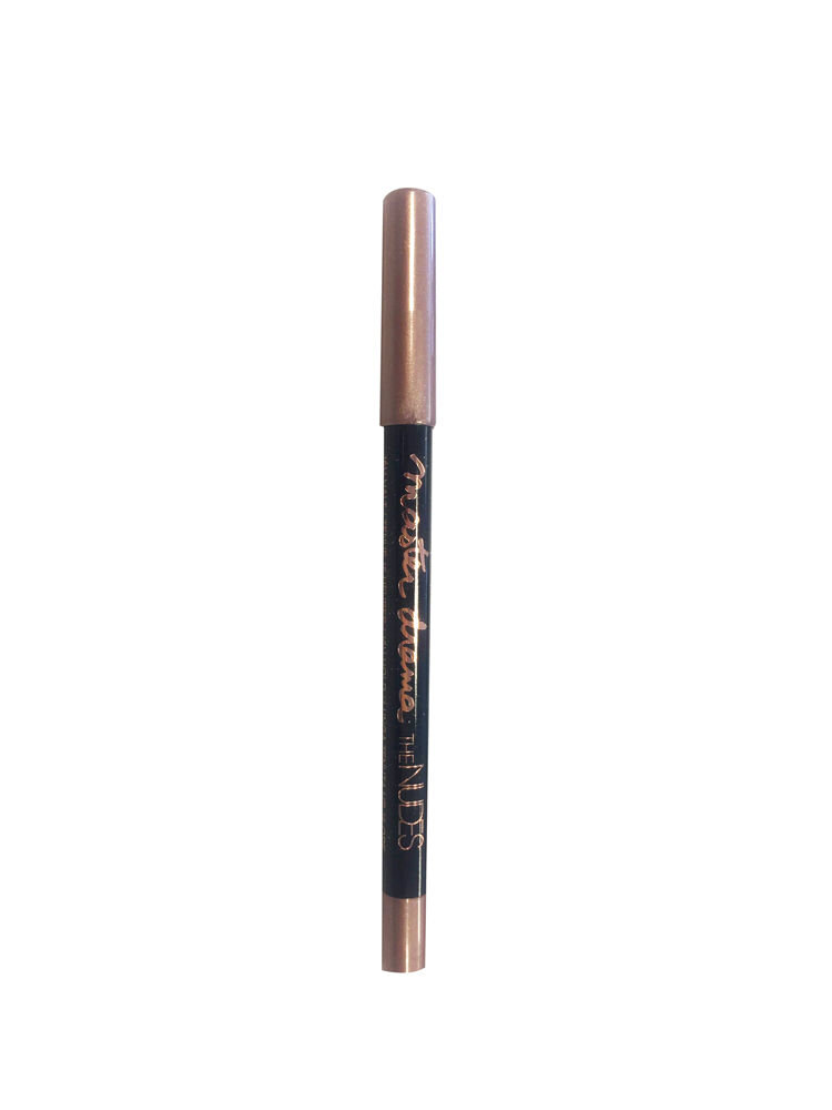 Creion dermatograf Maybelline New York Master Drama The Nudes - 19 Pearly Taupe, 15 g