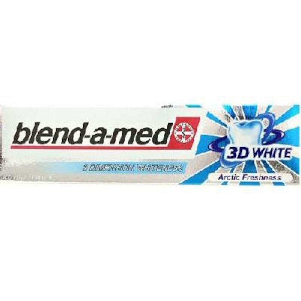 Imagine indisponibila pentru Pasta de dinti Blend-a-Med 3D White Fresh Extreme Mint Kiss, 100 ml