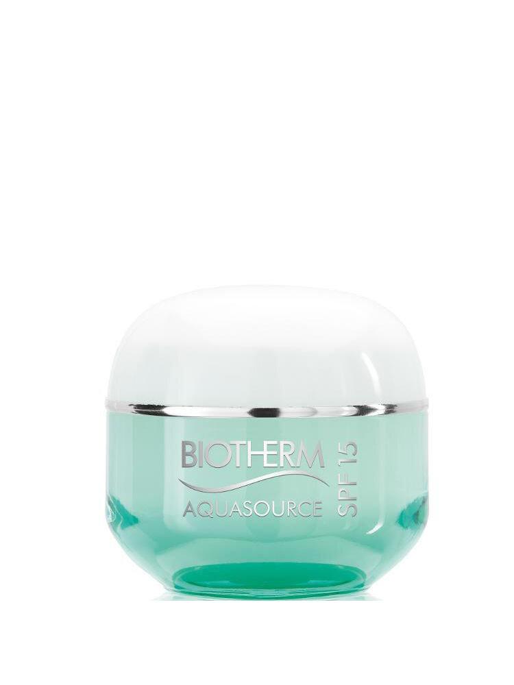 Crema pentru ten Aquasource cu SPF15, ten normal mixt, 50 ml