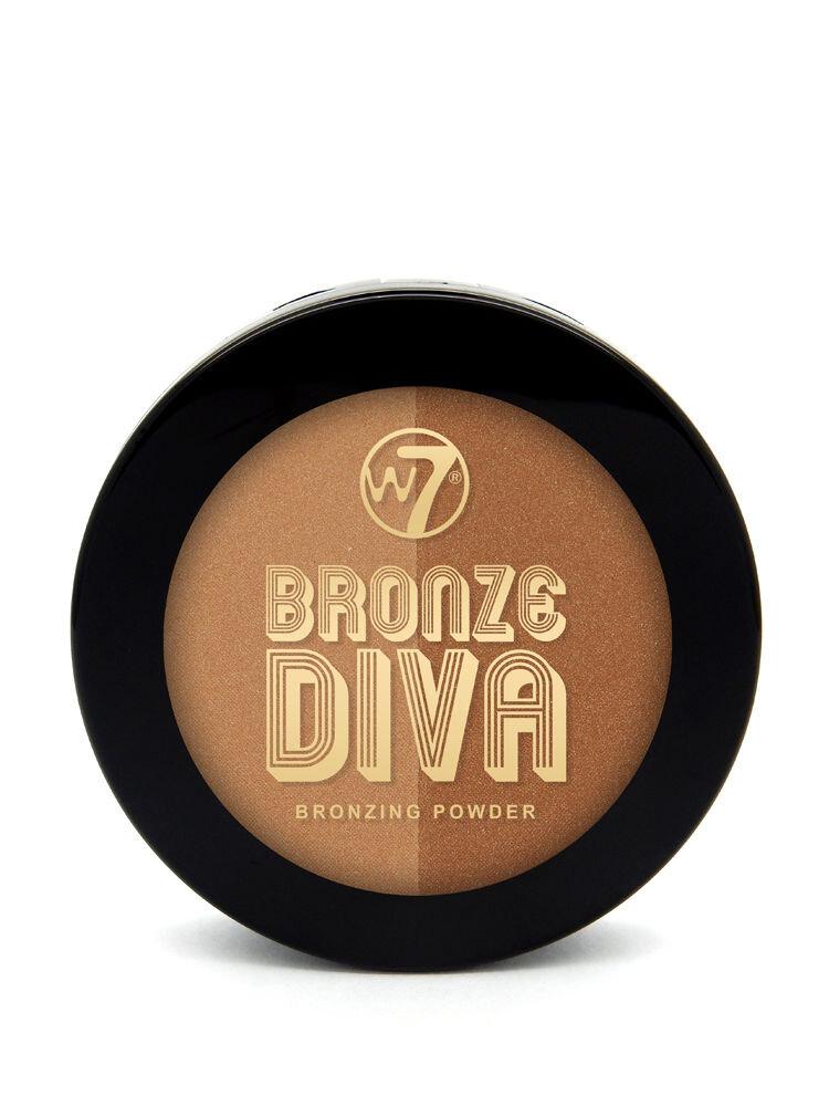 Pudra bronzanta Divas Bronzing, Bronzed, 10 g