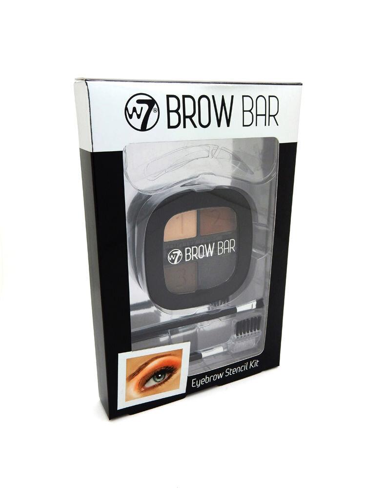 Kit pentru conturarea sprancenelor Eye Brown Bar