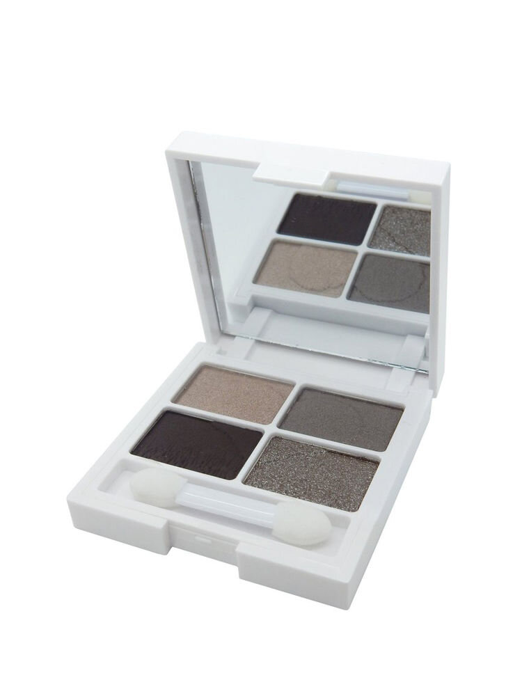 Fard de pleoape Very Vegan Eyeshadow Quad, Warm Winter, 6 g