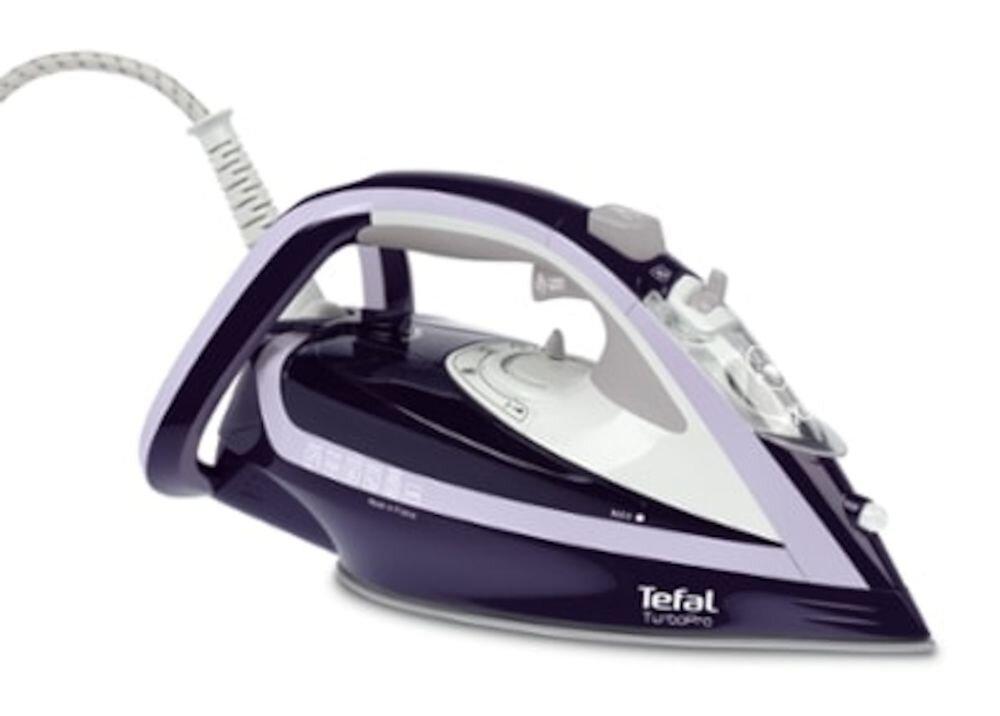 Fier De Calcat Tefal Turbo Pro Fv5615e0, 2600 W, 200 G/min, 300 Ml, Mov