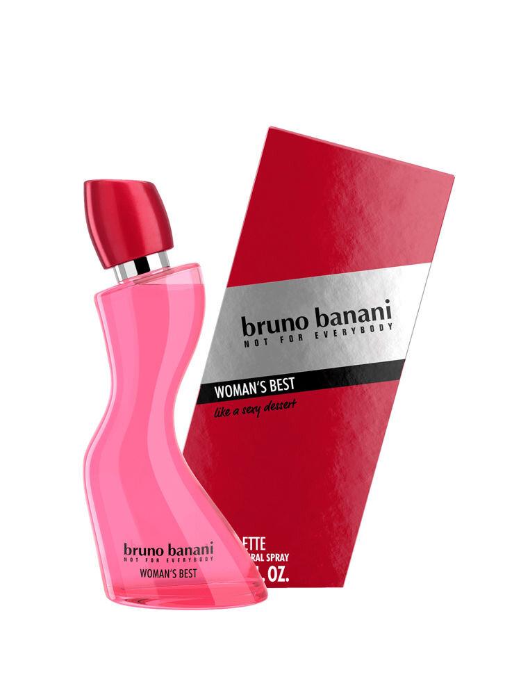 Apa de toaleta Bruno Bannani Woman's Best, 30 ml, Pentru Femei