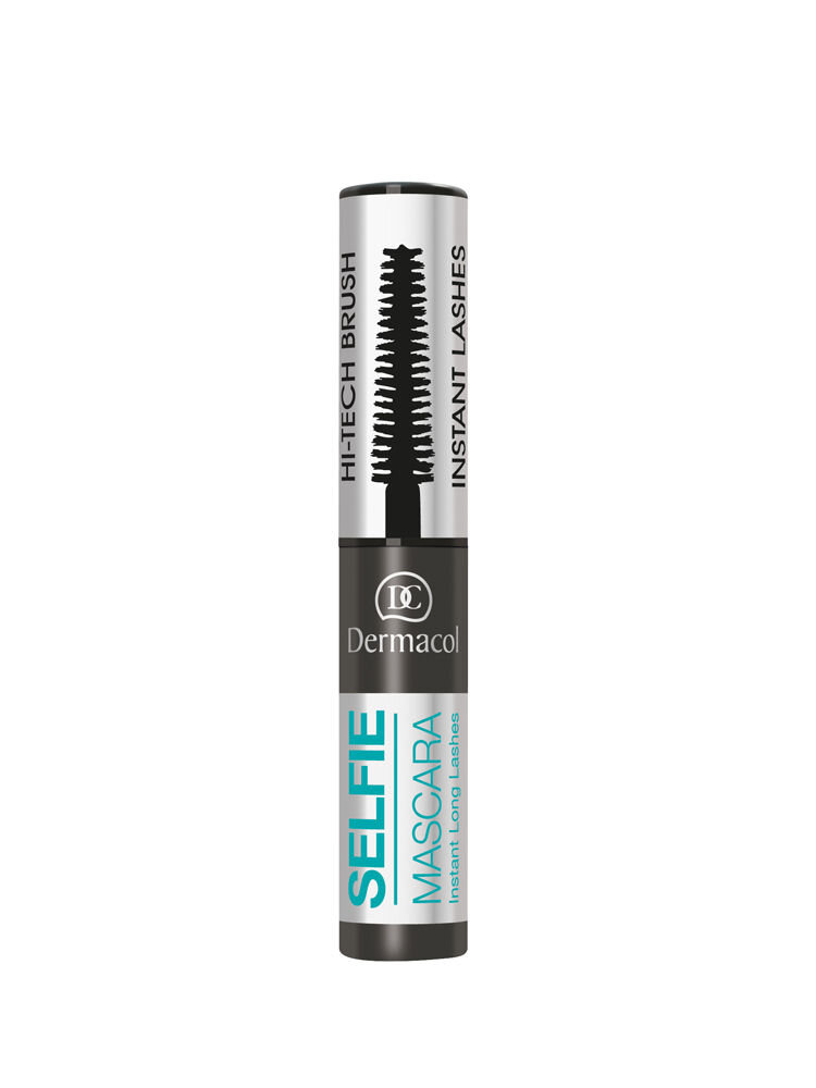 Mascara Selfie, Black, 6 ml