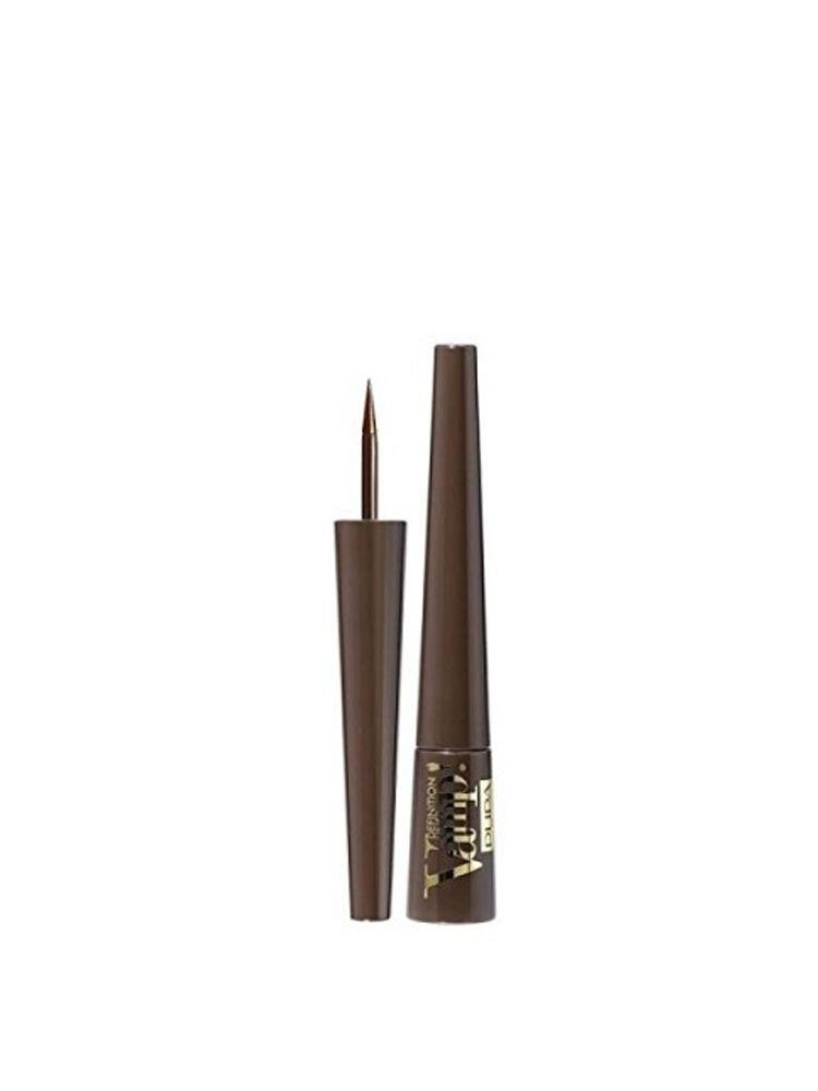 Creion de ochi Pupa Vamp Definition, 01 Brown, 1.5 ml