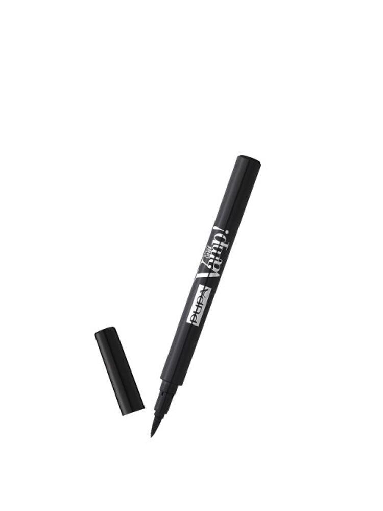 Eyeliner Pupa Vamp Stylo, 100 Extra Black, 1.5 ml
