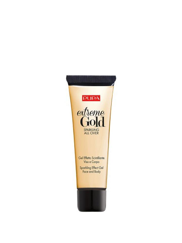 Iluminator Pupa Extreme, Gold, 25 ml