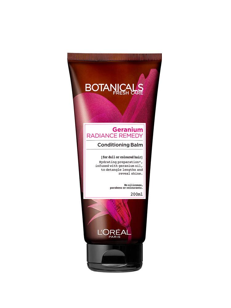 Balsam stralucire intensa Botanicals Fresh Care cu ulei de muscata pentru par vopsit sau tern , 200 ml