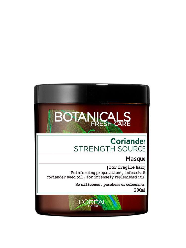 Masca fortifianta Botanicals Fresh Care cu ulei de coriandru pentru par fragil, 200 ml