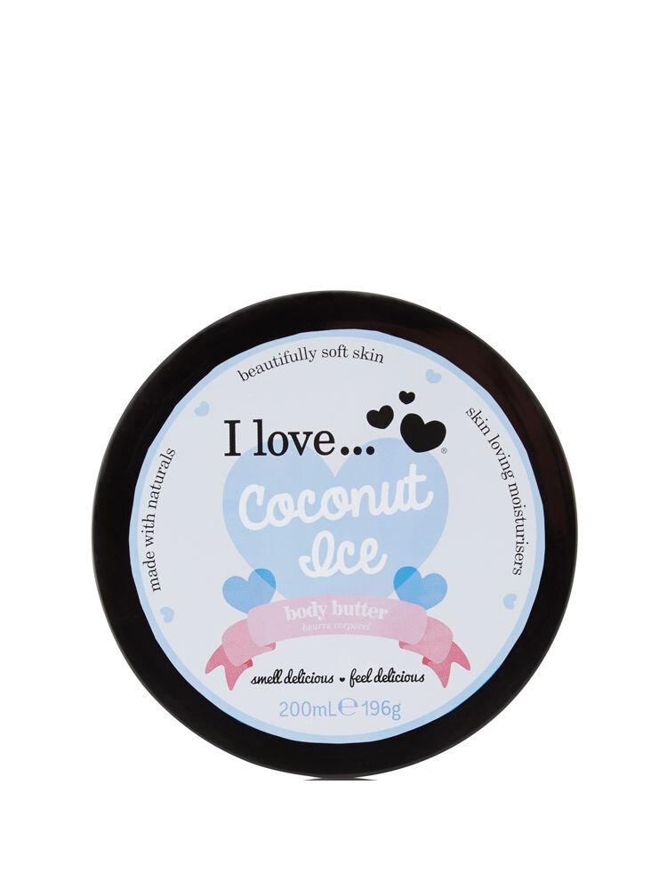 Unt de corp I Love Coconut Ice, 200 ml