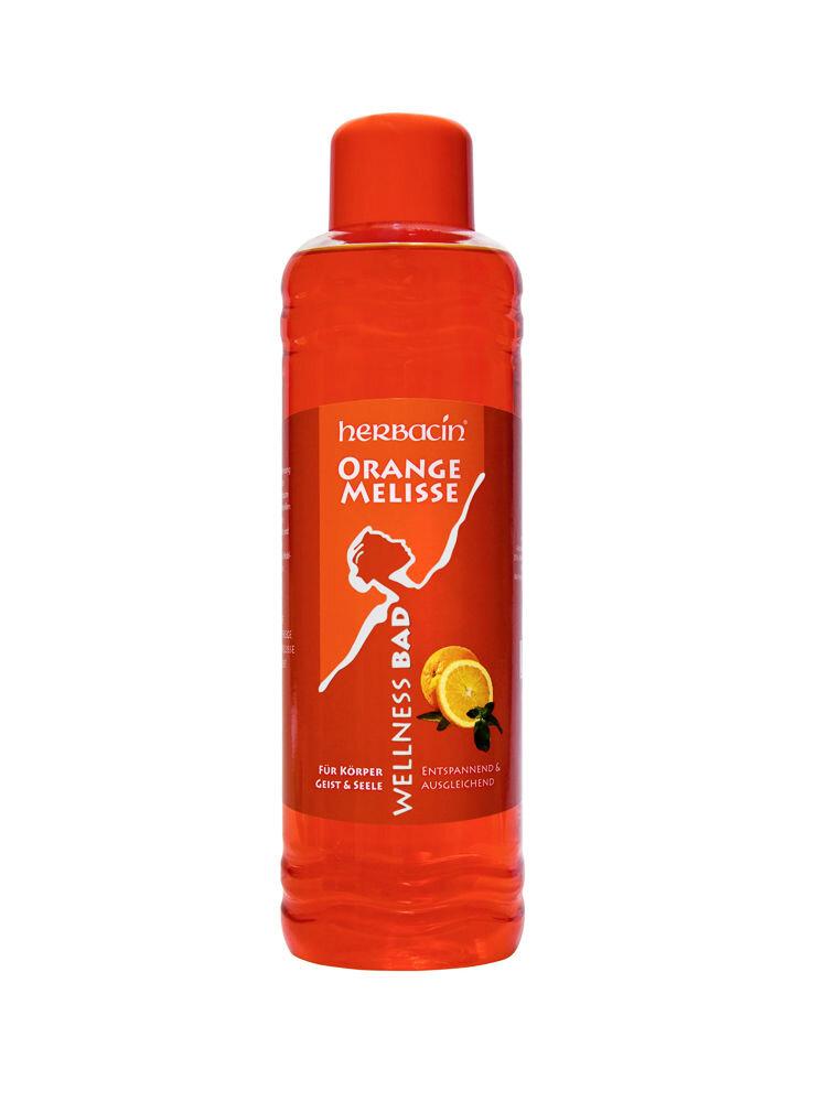 Aromaterapie pentru baie cu portocale si melisa, 1000 ml
