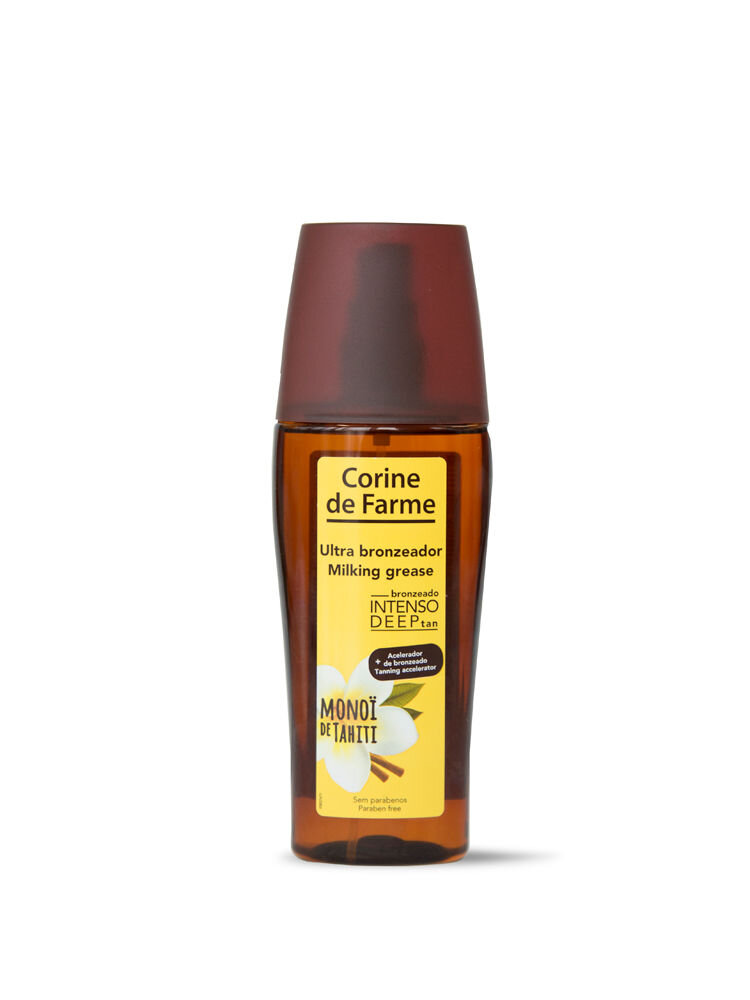 Spray hidratant intesificator al bronzului cu SPF0, 150 ml