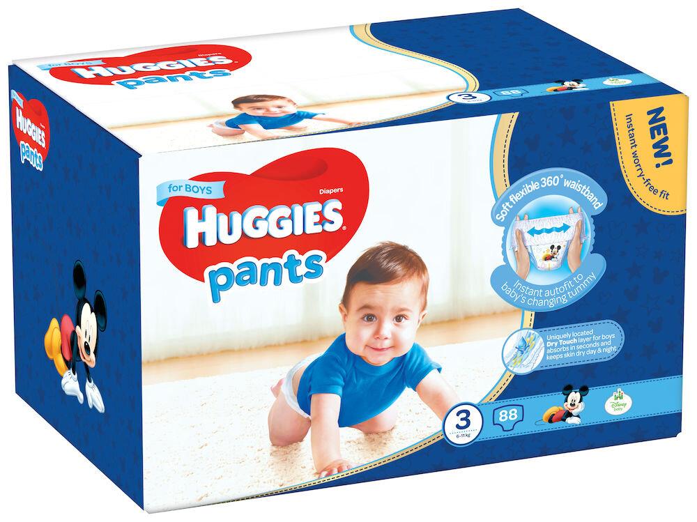 Imagine indisponibila pentru Scutece-chilotel Huggies Box boy 3, 6-11kg, 88 buc