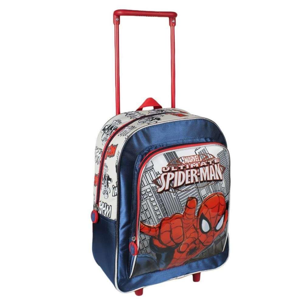 Imagine indisponibila pentru Troler scoala etapa I Ultimate Spider-Man, 33x27x13 cm