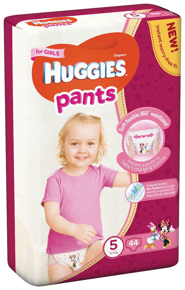 Imagine indisponibila pentru Scutece-chilotel Huggies Mega girl 5, 12-17kg, 44 buc