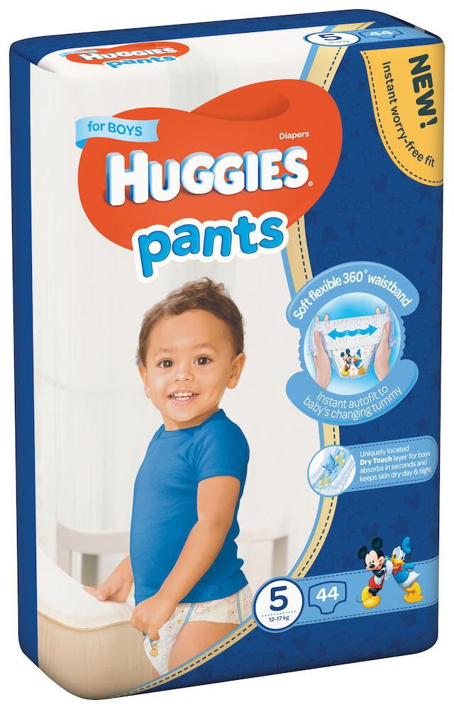 Imagine indisponibila pentru Scutece-chilotel Huggies Mega boy 5, 12-17kg, 44 buc