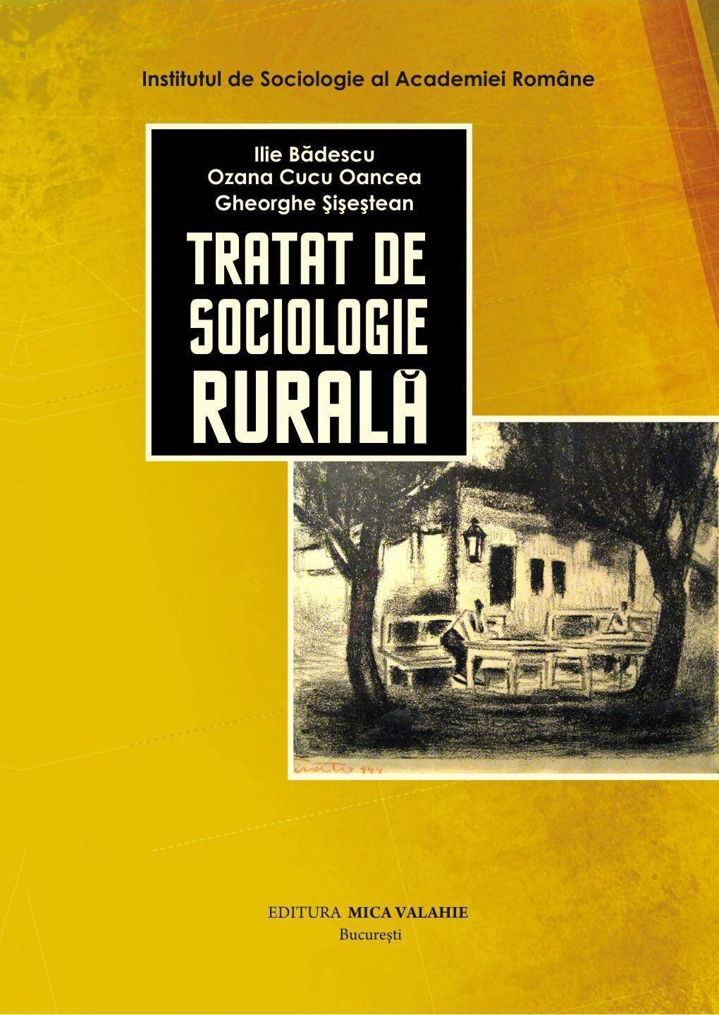 Tratat de sociologie rurala (eBook)