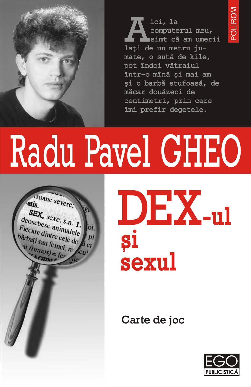 DEX-ul si sexul (eBook)
